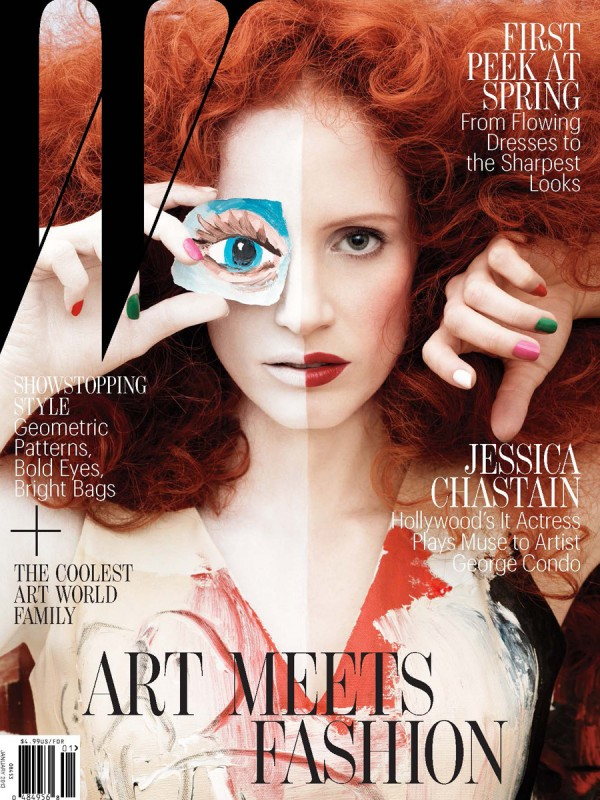 w magazine - W is an American fashion magazine published by Condé Nast. Both in print and online, W features stories about style through the lens of culture, fashion, art, celebrity, and film. Conde Nast purchased the magazine from the original owner, Fairchild Publications in 2000