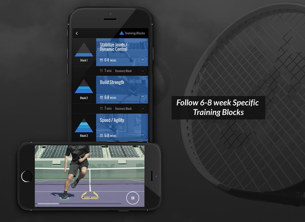 Each chapter guides you through the tennis fitness training program to increase strength, flexibility and physical fitness leading to increased performance on the match court.