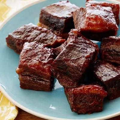 Easy BBQ Short Ribs (Food Network)