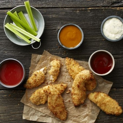 Oven-Fried Chicken Tenders (Betty Crocker)