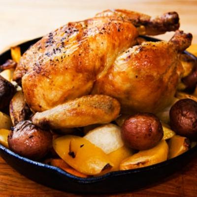 Thomas Keller's Perfect Roast Chicken (Simply Recipes)