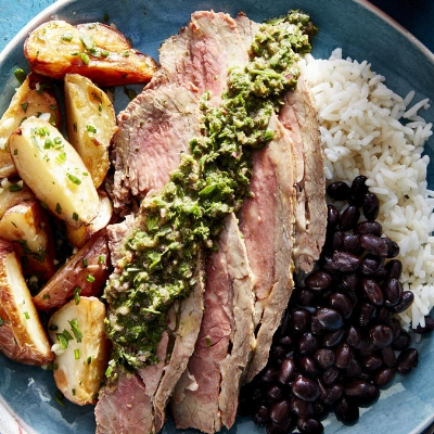 Picanha with Chimichurri (My Recipes)