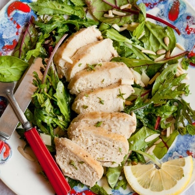 How to Cook Moist & Tender Chicken Breasts Every Time (The Kitchn)