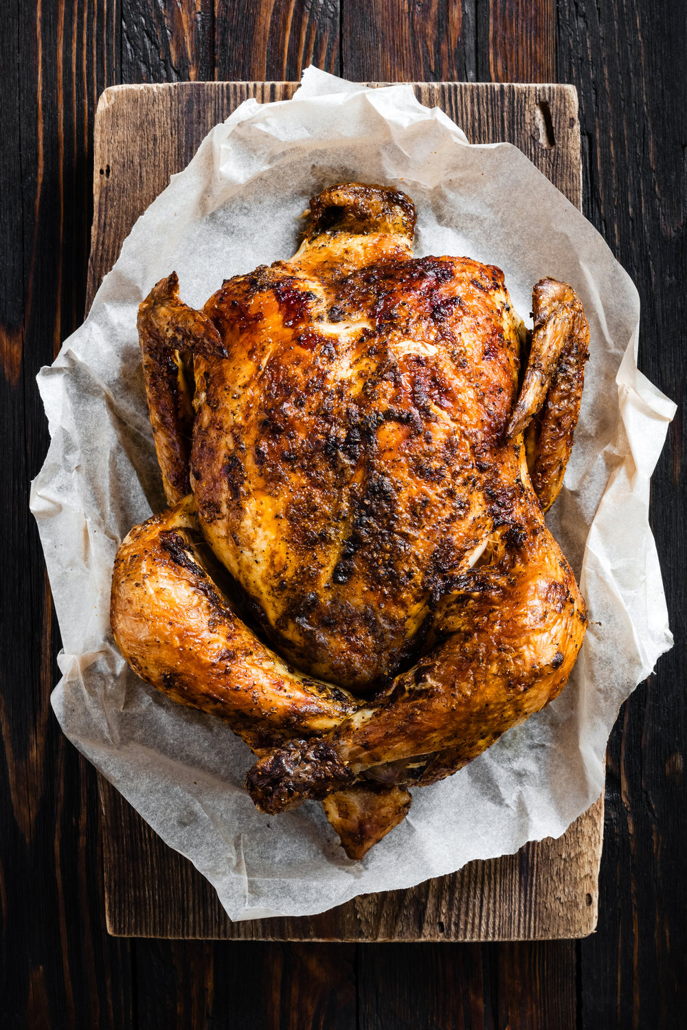 Thomas Keller's Roast Chicken from Epicurious