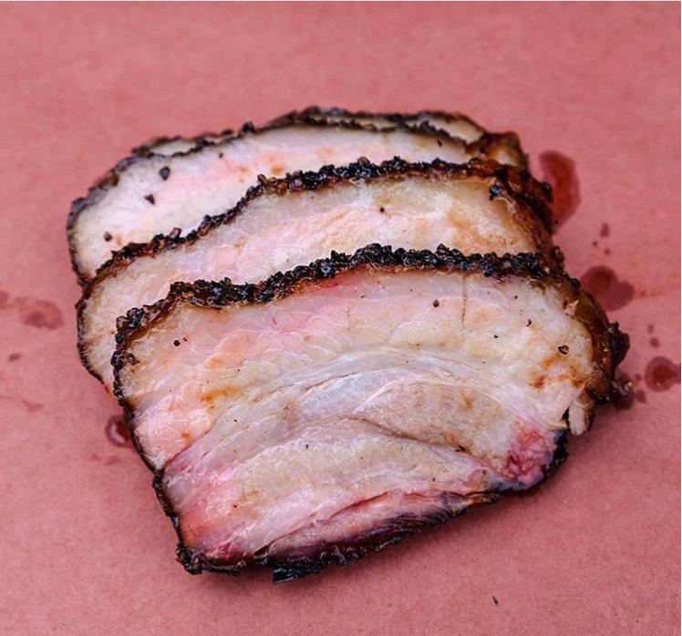 The Smoking Ho's Smoked Pork Belly