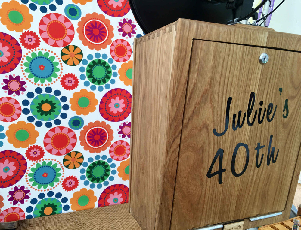 SnapStation photo booth - Julies 40th.jpg