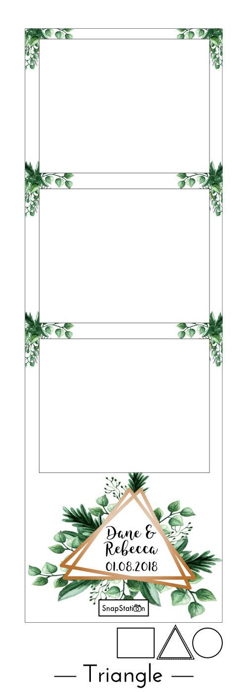 Foliage Photo Booth Strip Geometric Triangle.jpg