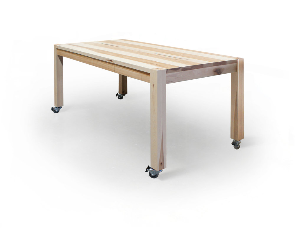 HICKORY COMMUNAL TABLE