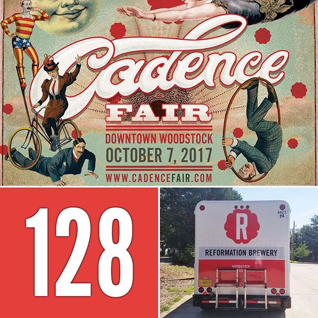 Great beer is a gift to be enjoyed among friends. After walking through the festival area with our beer distributor, we are loading up the truck with 128 kegs (the maximum number we can hold) of the best Reformation Brewery has to offer for Cadence Fair on October 7th.  Come thirsty. Come ready to make new friends. Come ready to experience all that Downtown Woodstock has to offer. Come ready to listen to great live music. Come ready to create moments. Did we mention, come thirsty?  #craftbeer #beer #bbq #barbecue #woodstock