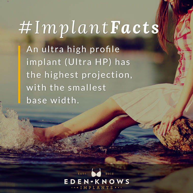 Breast Implant Facts: Ultra High Profiles