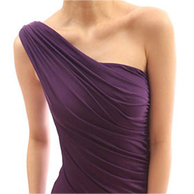 Pattyboutik One Shoulder Dress