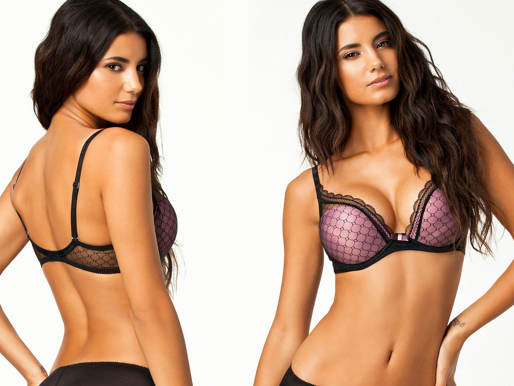 C Chic Sexy Push-Up Bra by Chantelle