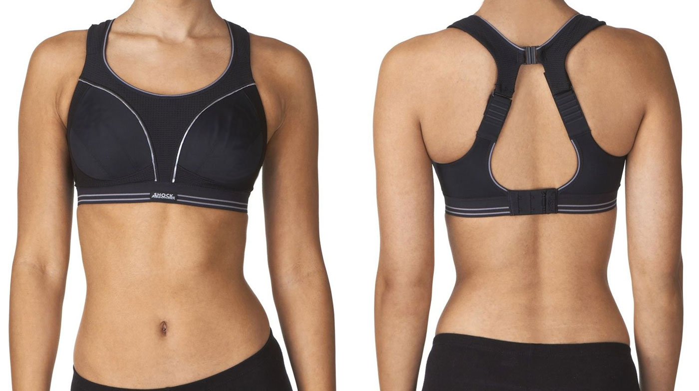 The Ultimate-Run Sports Bra by Shock Absorber — Reviews bed1bc555018