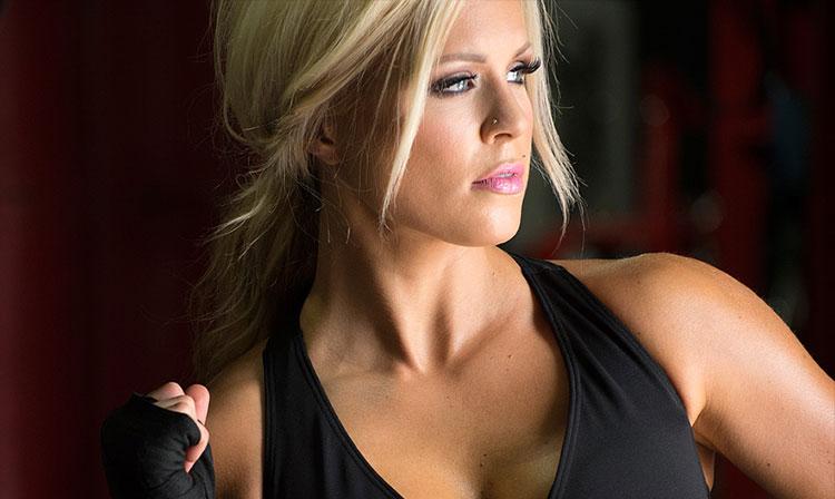 Jen Heward Fitness Model