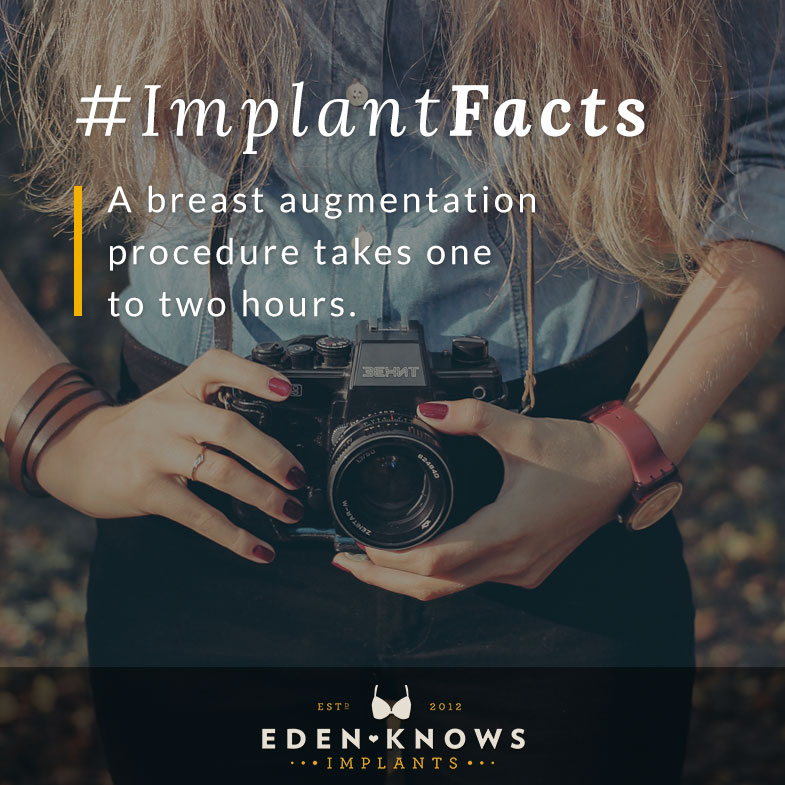 Breast Implant Facts: How Long Does the Procedure Take?