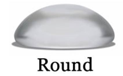 Round Breast Implant