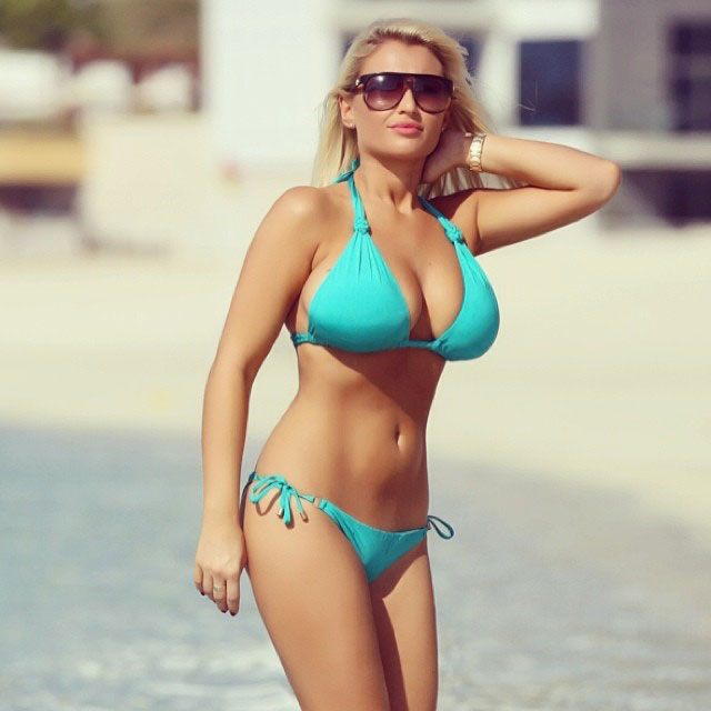 Billie Faiers Breast Implants