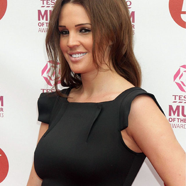 Danielle Lloyd Breast Implants