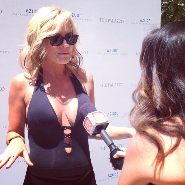 Jenny McCarthy Breast Implants