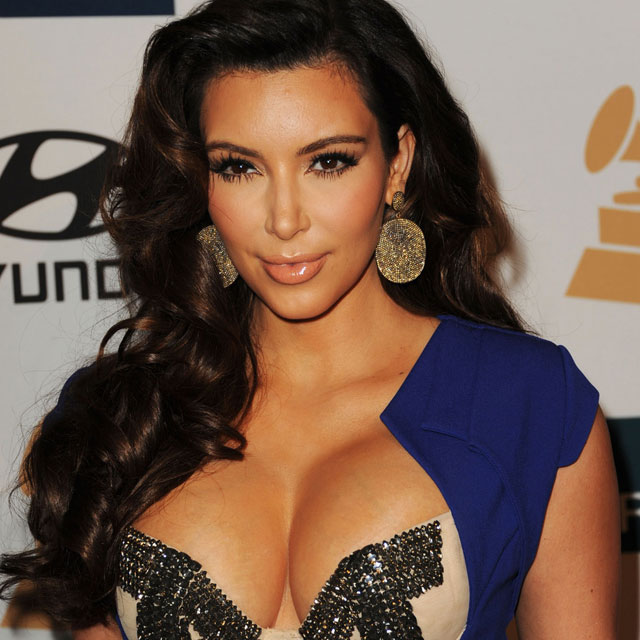 Kim Karashian Breast Implants