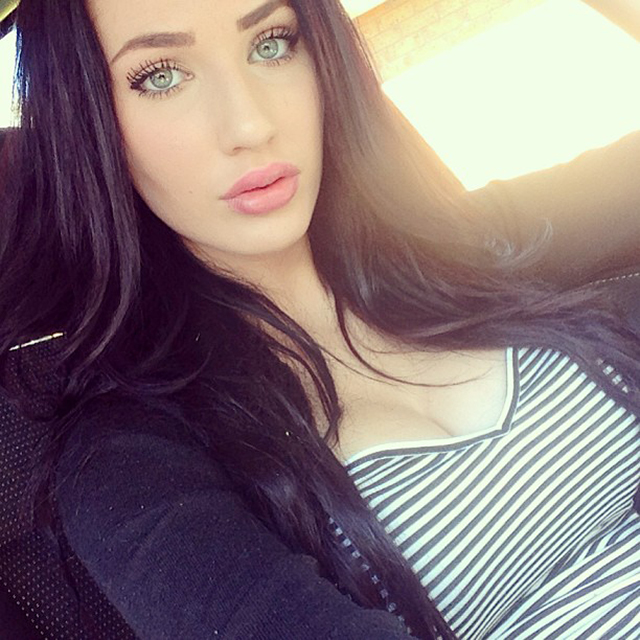 Krystal Nevaeh Breast Implants