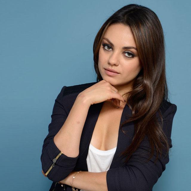 Mila Kunis Breast Implants