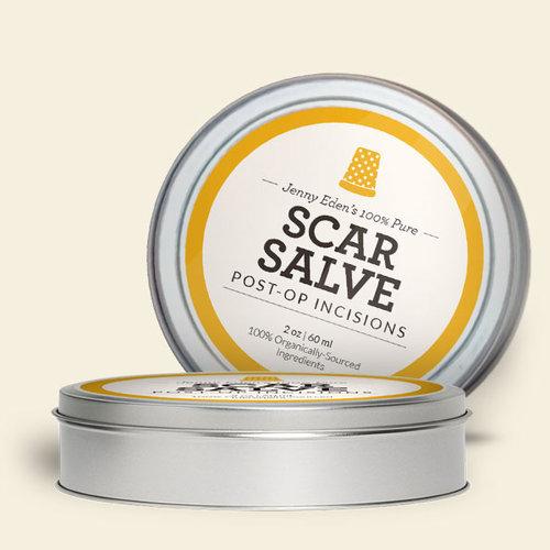 Scar salve