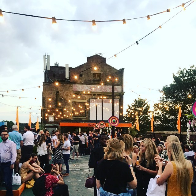 shout out #pride shout out #england shout out #wingjam and all the traders involved @thejointldn @guineafowlers @bunthatldn @brotherbirdldn @dajastreetfood @drumsandflats
