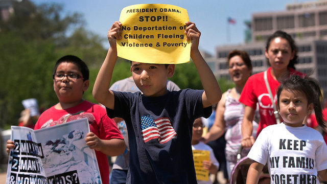 """Don't Endanger Immigrant Families"""