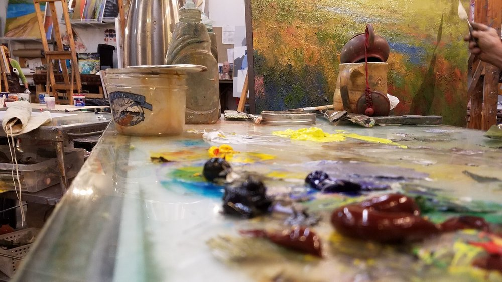 All of our instructors are practicing artists and professionally established in their field. They are trained to cater to the individual, while emphasizing the mechanics of painting and drawing.  Learn more.