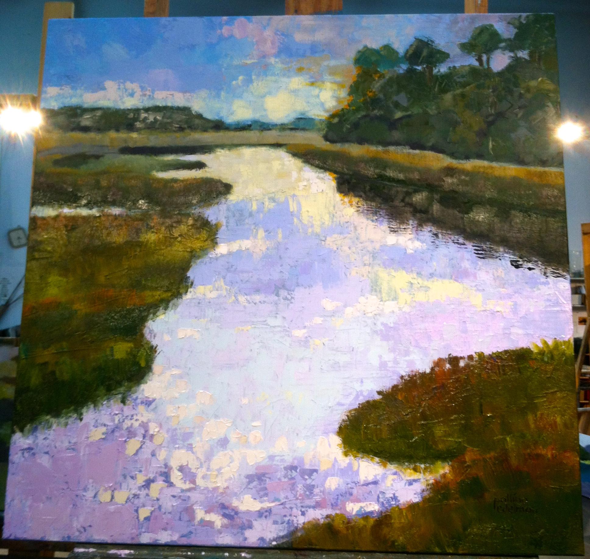 Sarah Edelman's Painting