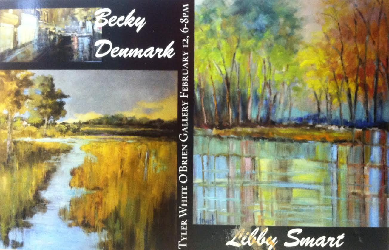 Becky Denmark and Libby Smart