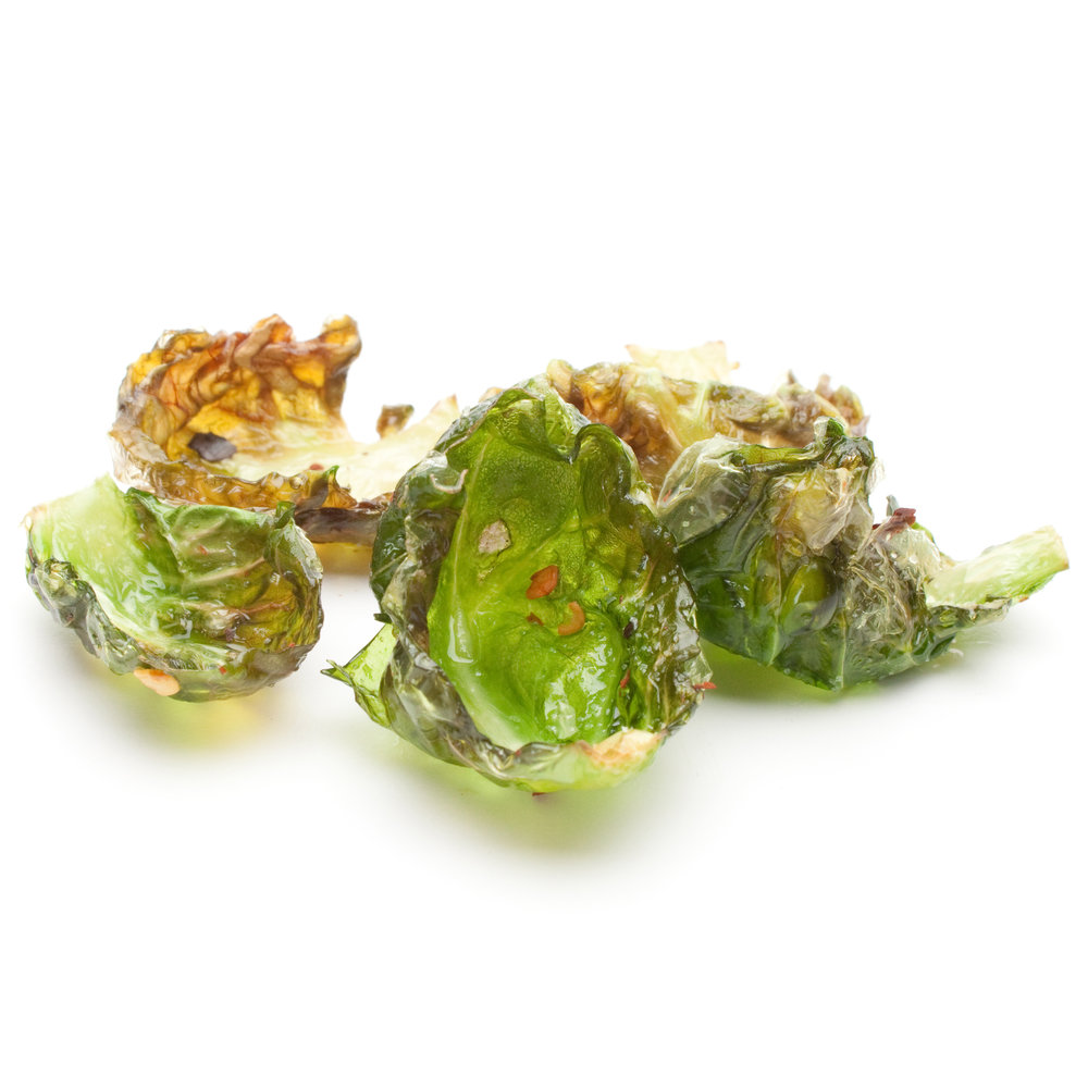 Brussel Sprout Leaves