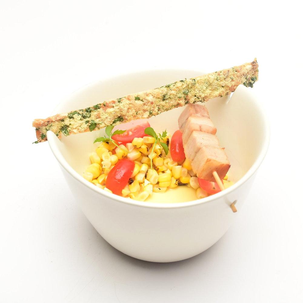Corn Granola