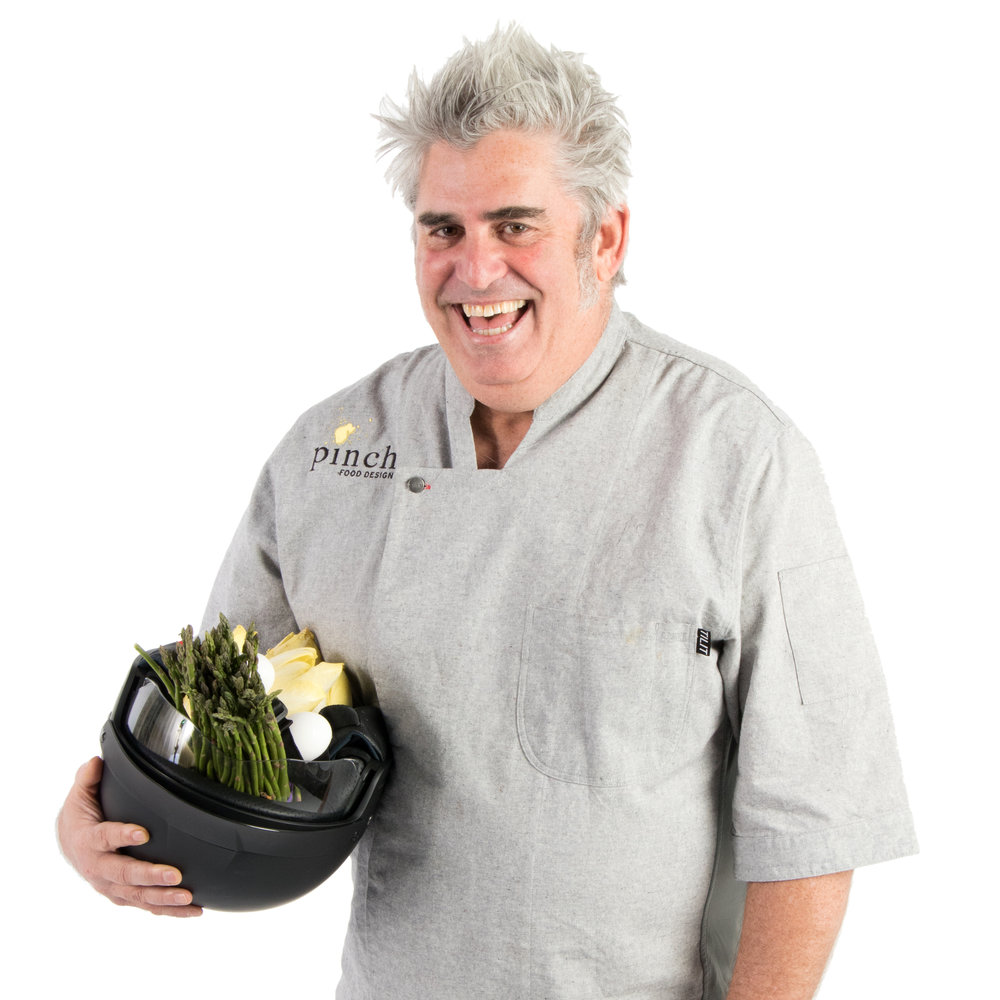 Bob Spiegel  executive chef | owner