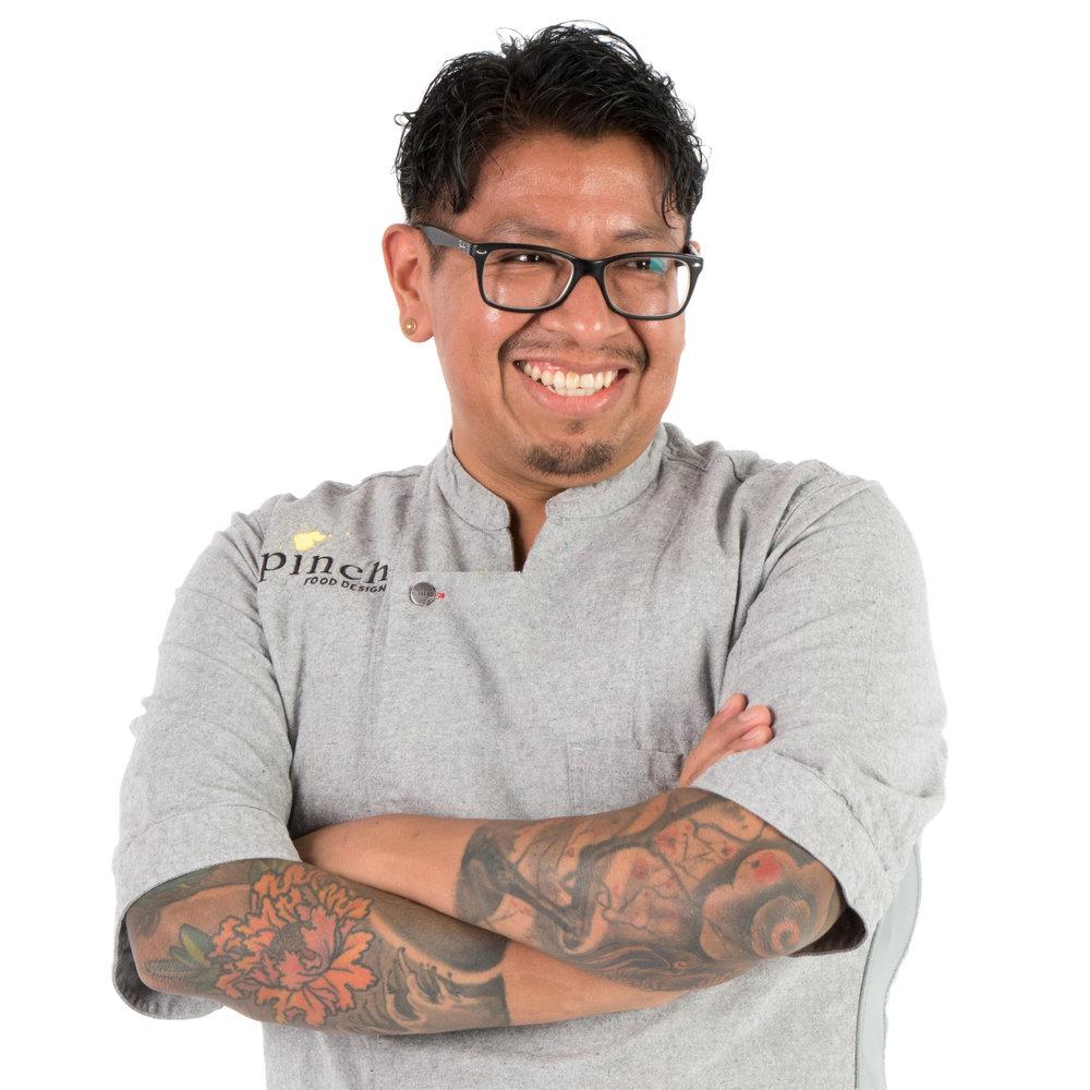 Jorge  chef de partie