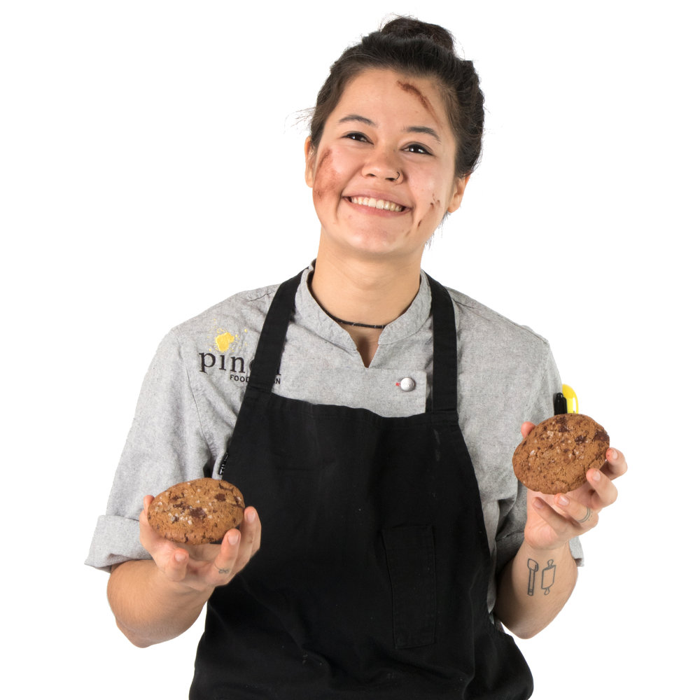 Nikki  pastry sous chef