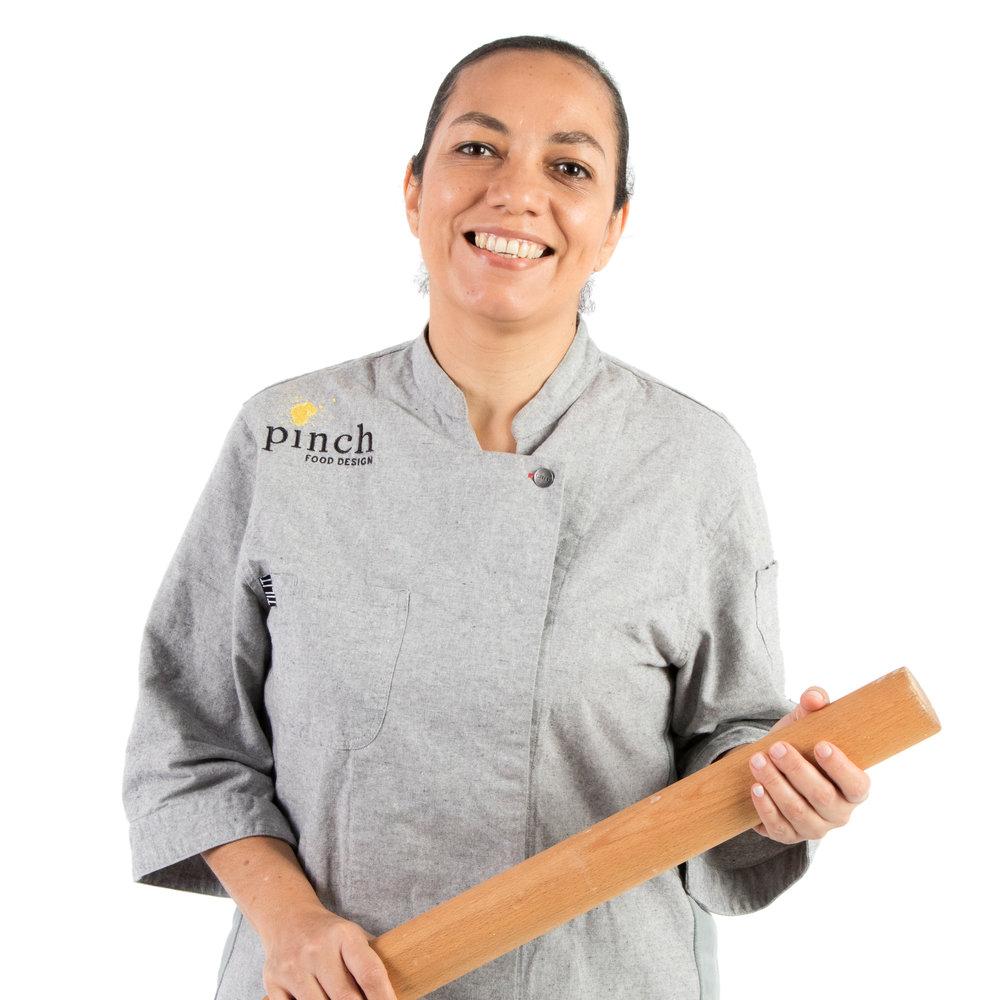 Adriana  pastry chef