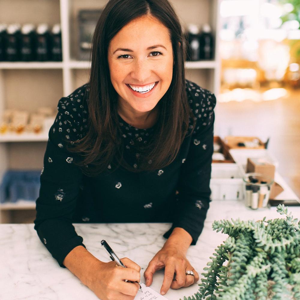 Tara Foley, Founder and CEO of Follain