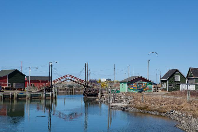 sandford wharf