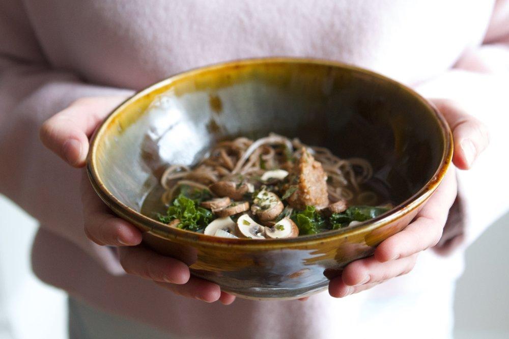 Lindsay's miso soup