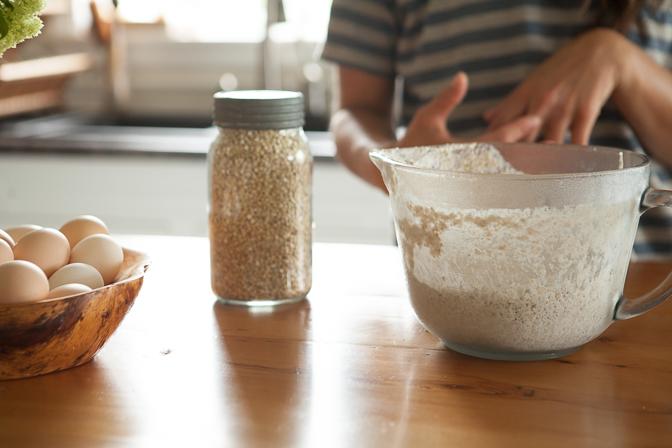 Fermented Buckwheat