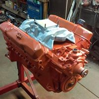 440 mopar chrysler engine Salvo Brothers build