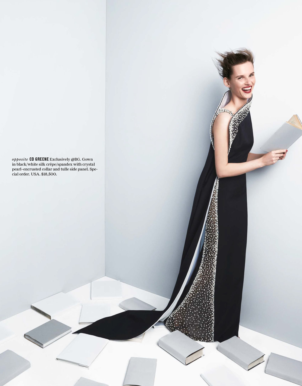 Bergdorf Goodman Magazine Spring 2017