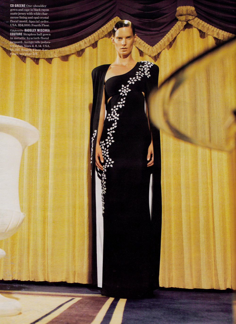 Bergdorf Goodman Magazine Fall Collections 2014