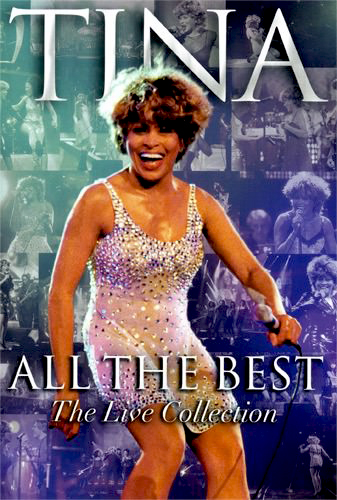 Tina Turner - Wildest Dreams Tour 1996