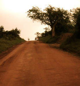 Driving in Northern Uganda 2