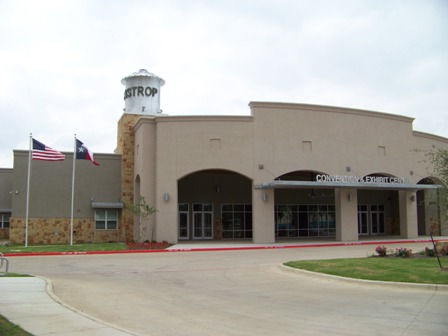BASTROP CONVENTION CENTER  Bastrop, TX