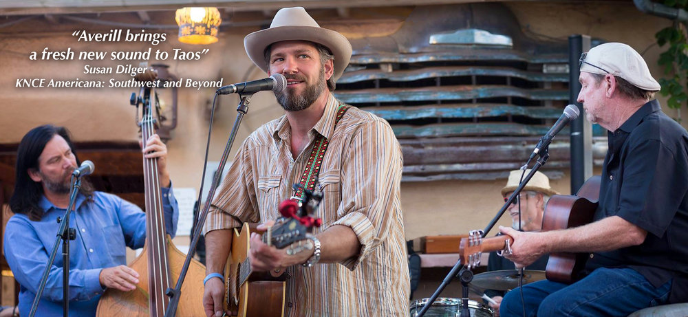 """""""My sound? Equal parts Merle Haggard, Doc Watson and Tom Waits. I call it Hillbilly Swing."""" A. Lovely"""