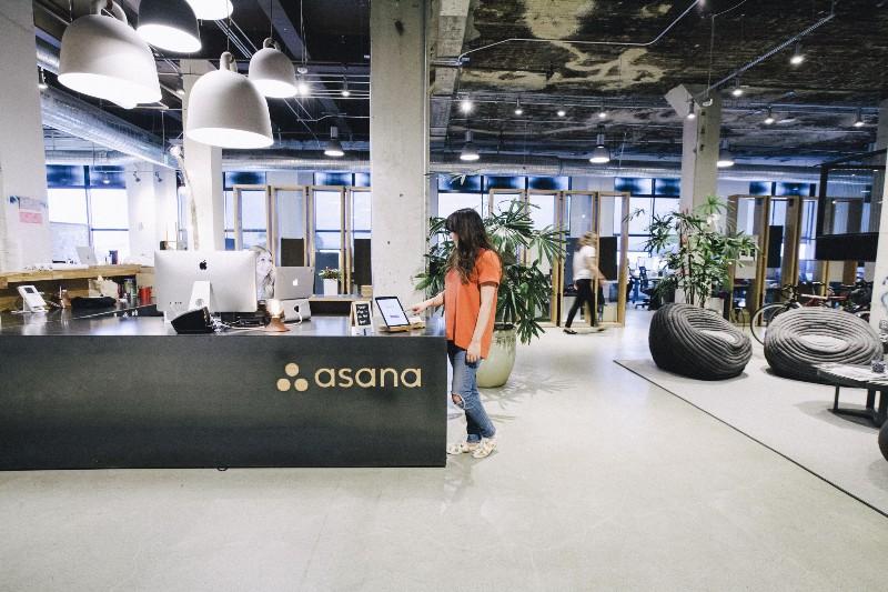 A glimpse of the Asana HQ